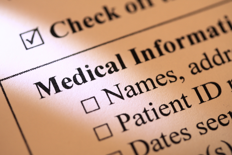 Access to Employee Medical Report