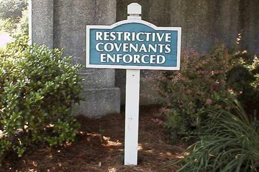 Your Restrictive Covenants are Unenforceable