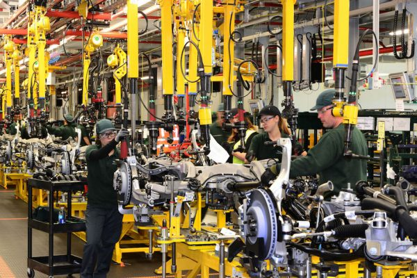 UK HR & Manufacturing Industry